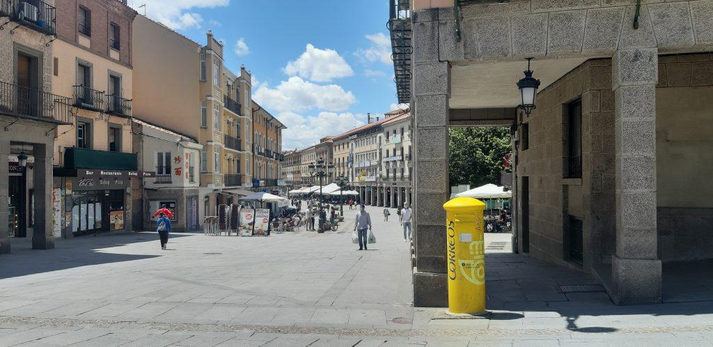 visita guiada segovia con entrada a catedral y alcazar