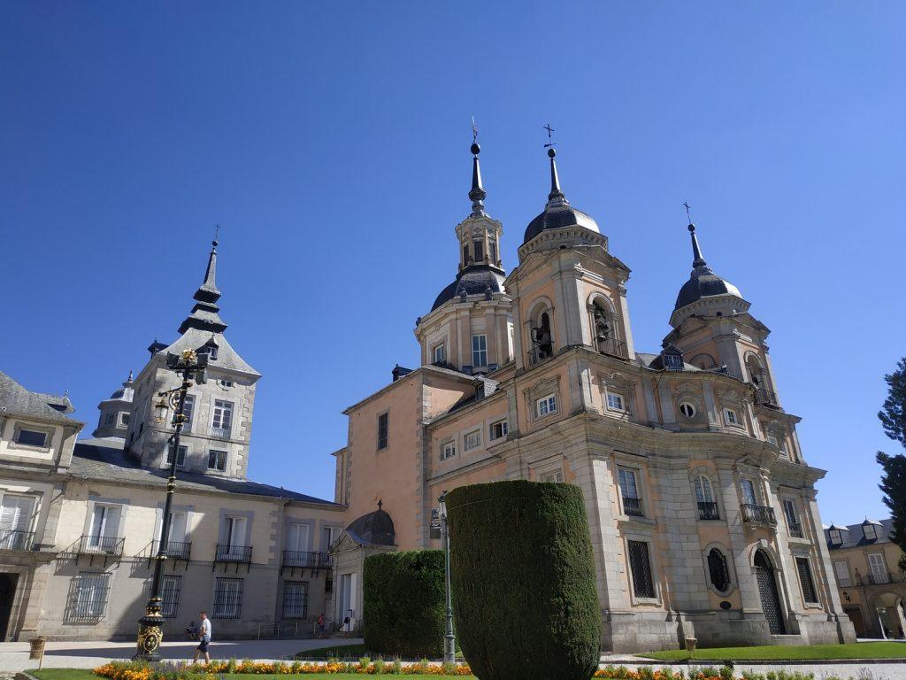 Real Sitio de la Granja de San Ildefonso. Visitas Guiadas POR LOS JARDINES DEL PALACIO REAL